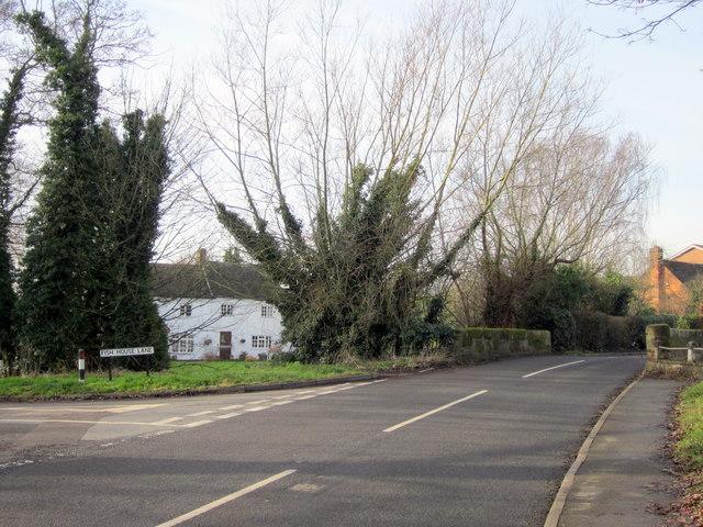 Stoke Pound Fish House Lane