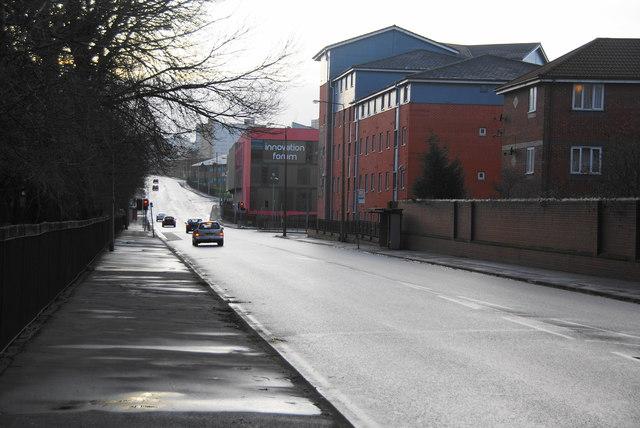 Frederick Road, Salford