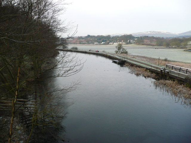 Forth and Clyde Canal at Wester Dullatur