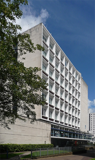 Renold Building, Altrincham Street, Manchester