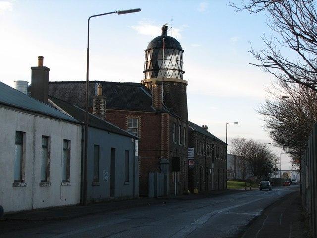 Granton Lighthouse