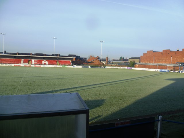 The County Ground - Lancashire FA