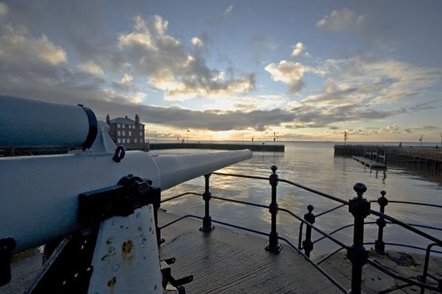 Humber Dock basin, Hull