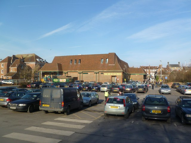 Blandford Forum, Morrisons