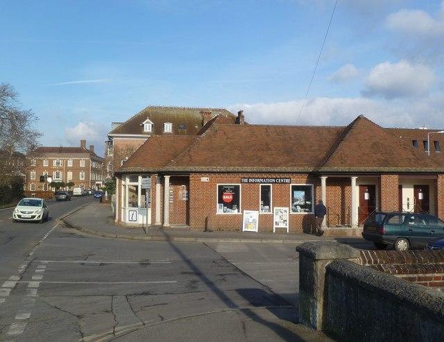 Blandford Forum, The Information Centre