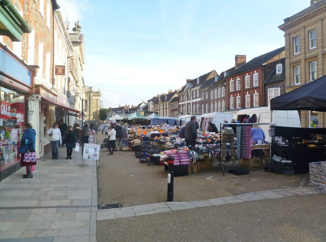 Blandford Forum, Market Place