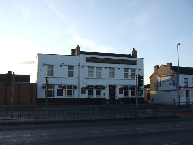The White Horse, York Road, Leeds