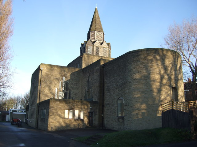 St Wilfrid's Church, Halton