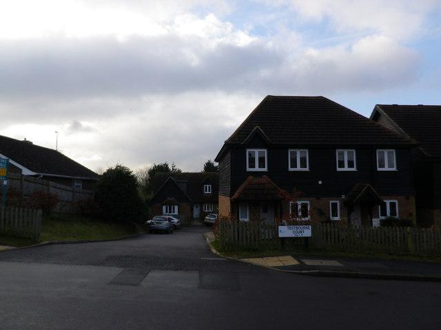 Testbourne Court, Micheldever Road