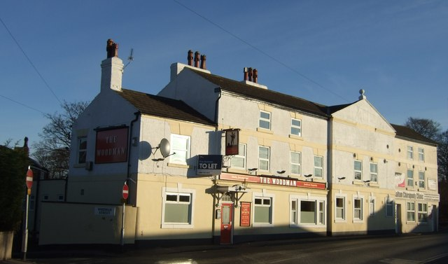 The Woodman, Selby Road