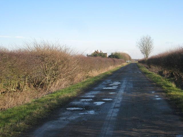 Levels Lane