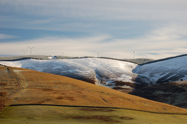 Bowbeat turbines from Hog Hill
