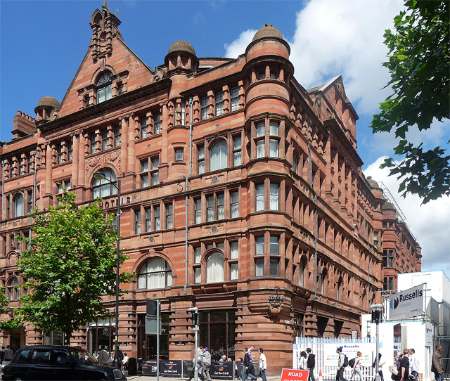 107 Piccadilly, Manchester