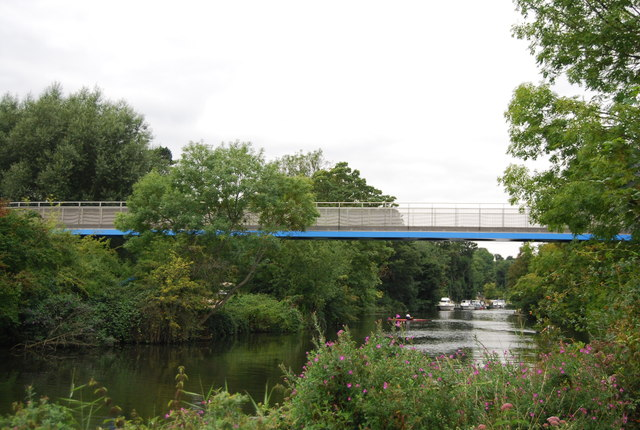 Downstream Bridge