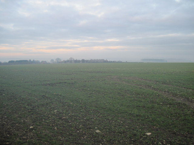 Across  fields  to  Fridaythorpe