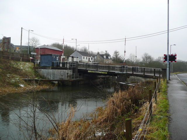 Twechar Bridge over the Forth and Clyde Canal