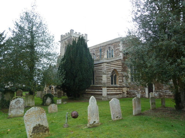 The Parish Church of St Peter, Tempsford