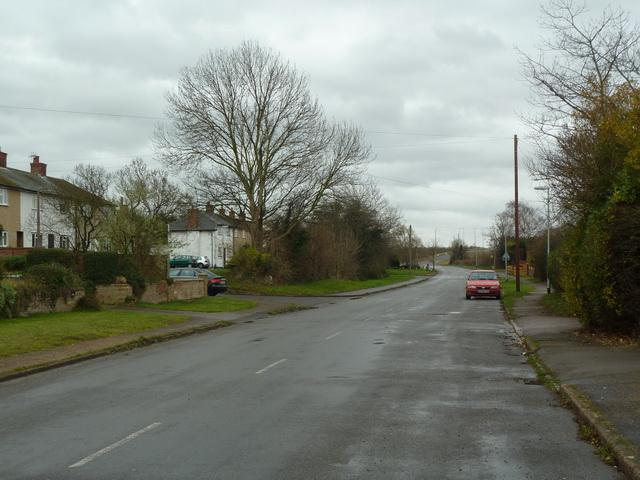 Church Street, Church End