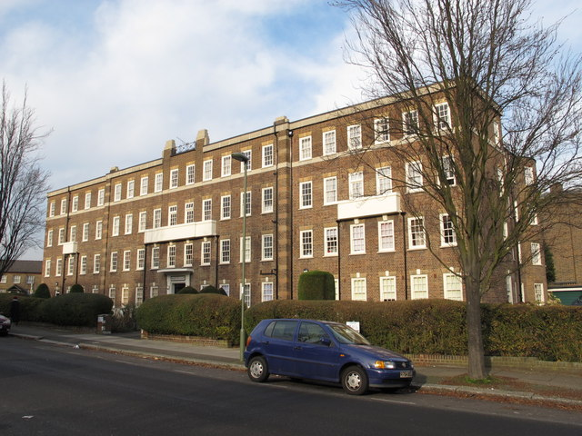 Brampton Court, Brampton Grove, NW4