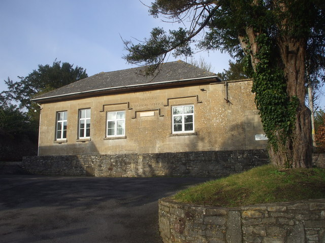 The old school, Chelwood