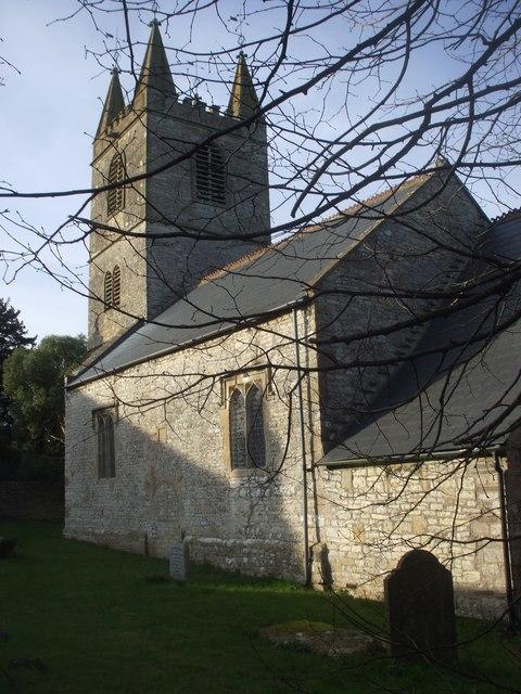 St Peter's Church, Marksbury