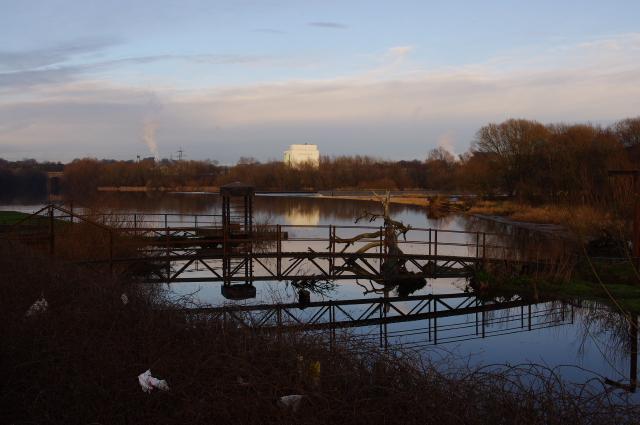 Skerton Weir, River Lune