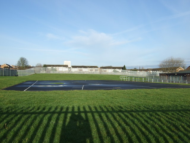 School playing fields, Swarcliffe