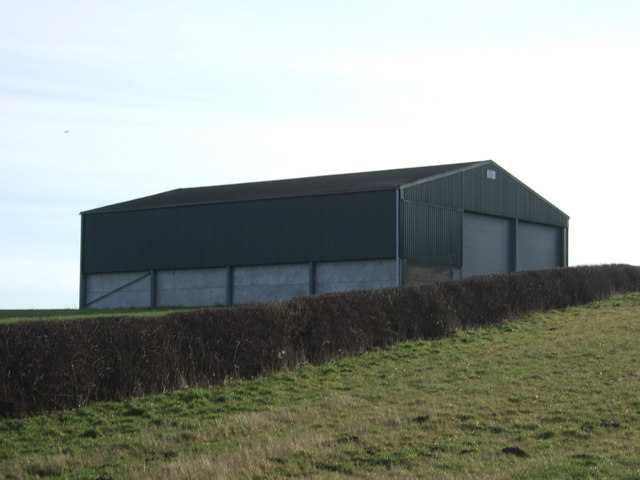 Farm building, Upper Barnbow Farm