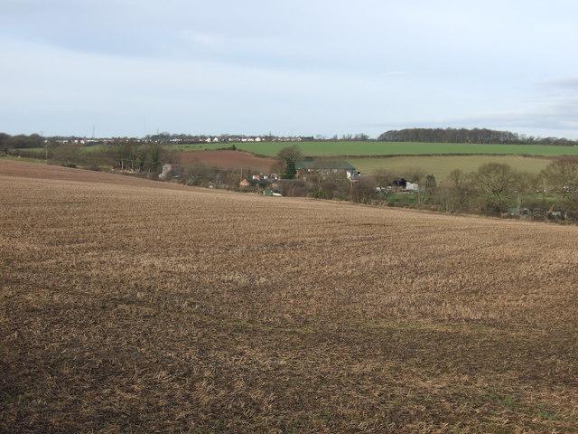 Farmland, Barwick in Elmet
