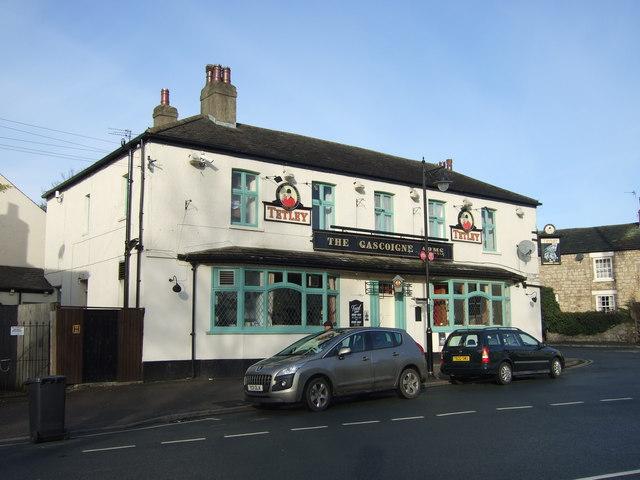 The Gascoigne Arms, Barwick in Elmet