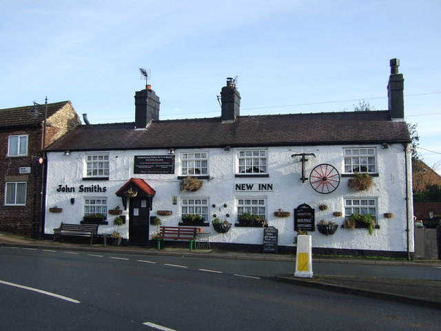 The New Inn, Barwick in Elmet