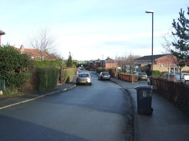 Chapel Lane, Barwick in Elmet