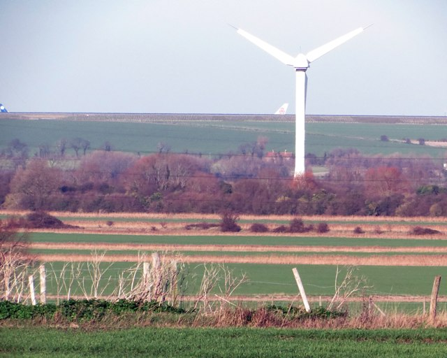 Field north of Richborough Castle