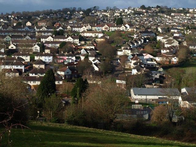 Housing at Watcombe
