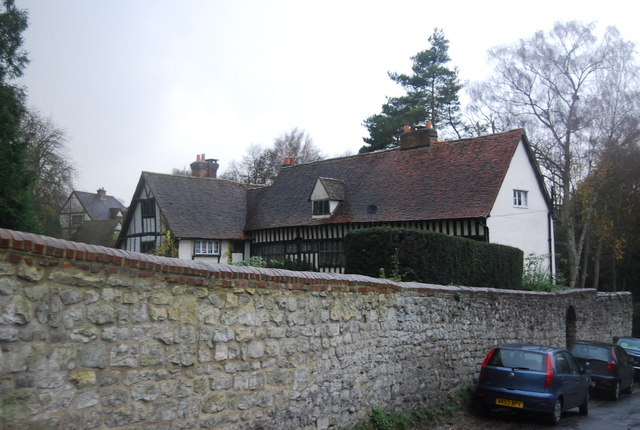 The Wool House and Garden Wall