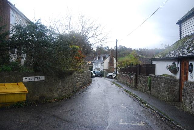 Mill St