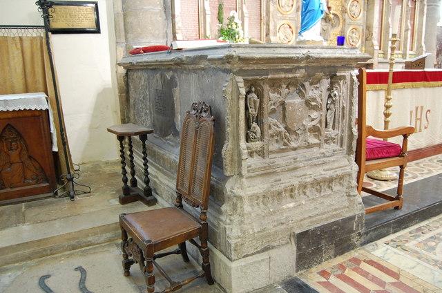 Tomb of Sir John Fogge