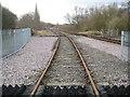 TL1797 : Fletton Branch Railway at Longueville Junction (2) by Nigel Cox