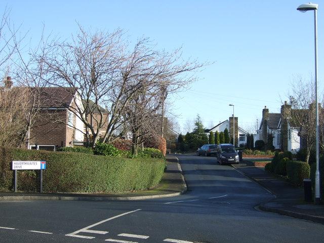 Haverthwaites Drive, St John's