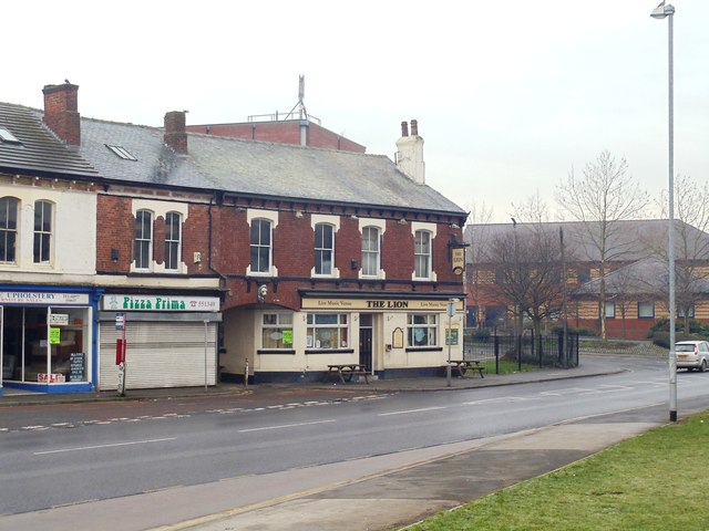 The Lion Public House, Castleford