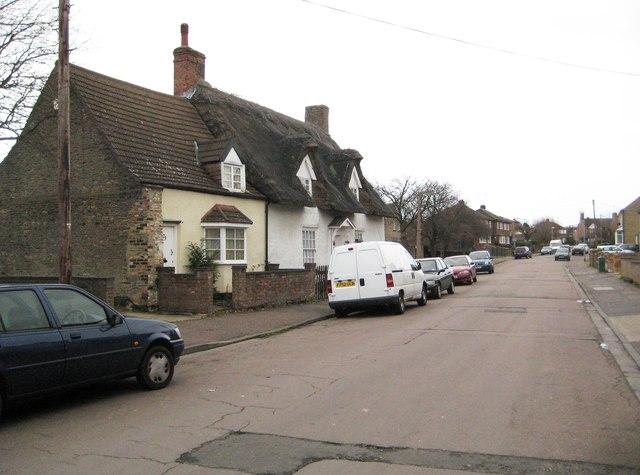 Woodston: Wharf Road