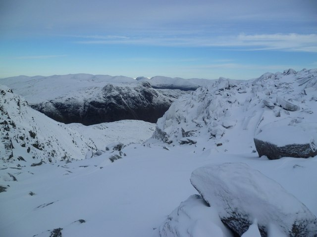 Above Shelter Crags