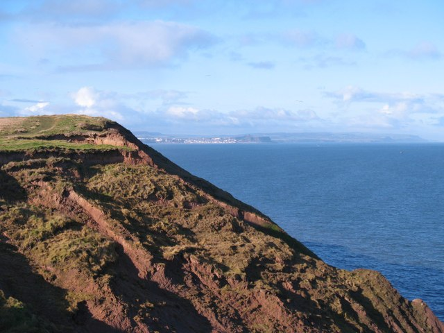 Clifftops of clay