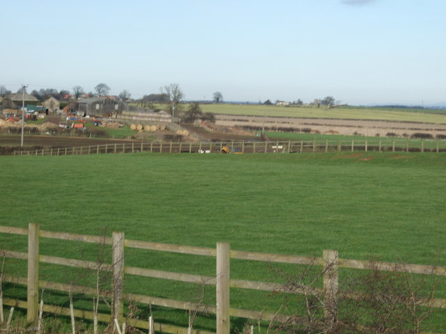 Farmland, Camp Hill