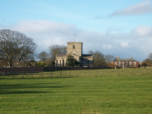 St. Oswald's, Filey