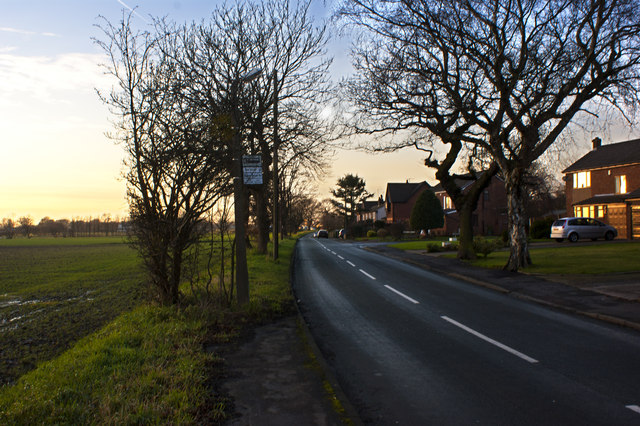 Cross Lane