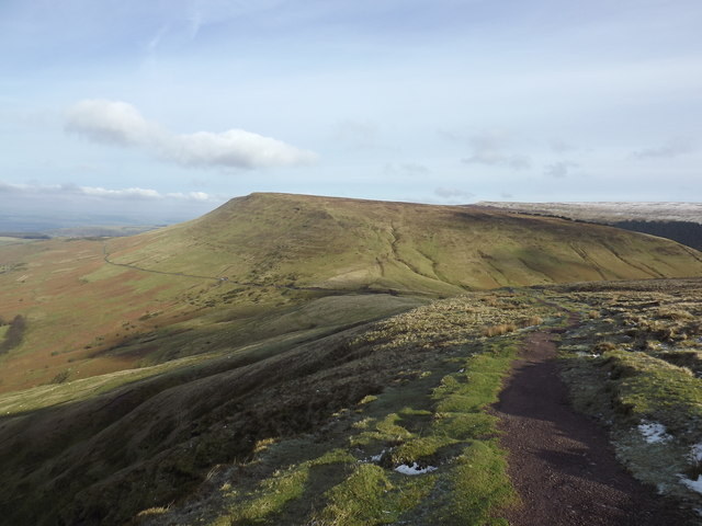 Hay Bluff in January