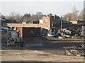 SP3165 : Ford's Foundry 15 January 2012 (7) by Robin Stott