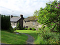 NY4103 : Cottages, Troutbeck, Cumbria by Christine Matthews