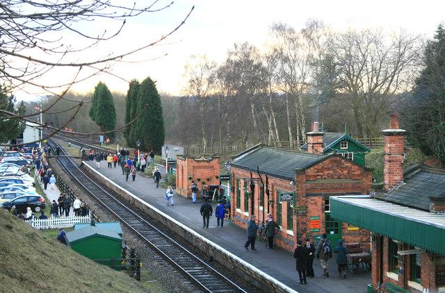 Rothley Station